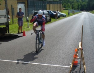 Radrennen in Hessen