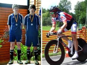 """Nominierte Radsportler zur """"Sportlerwahl 2012"""""""