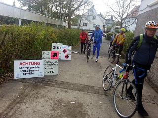 Rad- und Countrytourenfahrt in Kleinlinden