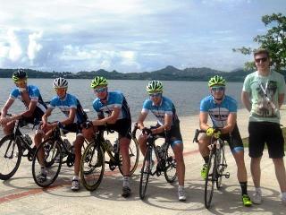 Team HED by Staps - RRG Porz in der Karibik