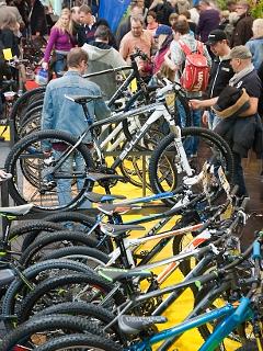 "Messe ""Fahrrad Essen"""