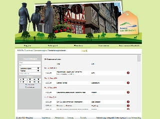 Veranstaltungskalender Naturpark Lahn-Dill-Bergland