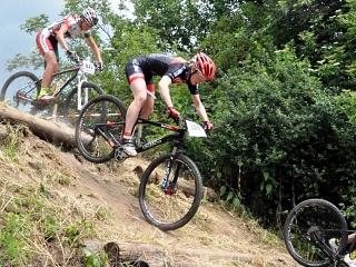 Mountainbike in Gedern