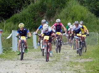 Mountainbike in Willingen