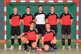 5er Radball Mannschaft RSV Krofdorf