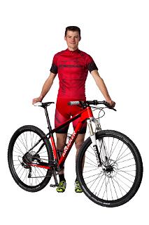 Mountainbiker Christopher Platt